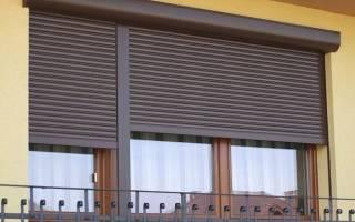 Какие бывают ролеты на окна