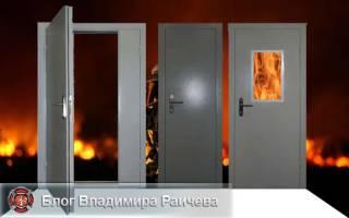 Нужна ли лицензия на установку противопожарных дверей