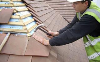Как заменить крышу деревянного дома своими руками