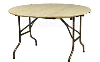 Обзор практичной мебели для дачи