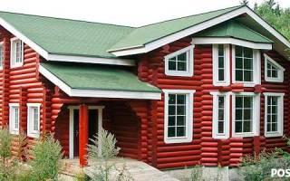 Порядок установки пластиковых окон в деревянном доме