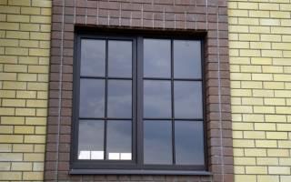 Фальш решетка на окна